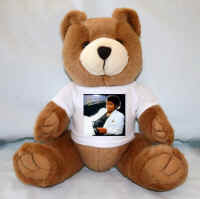 Michael Jackson TEDDY BEARS - Your choice of photo