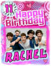 ONE DIRECTION Birthday T-Shirt #2