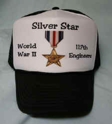 Personalized Military Hats - Design it YOUR way.